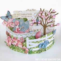 Stamptramp: Pop it Ups Mother's Day Bendi Card