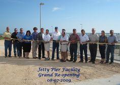 Cameron Jetty Pier Facility - Parks & Recreation