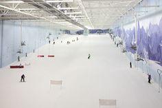 Enjoy three hours on the UK's longest indoor snow slope - snowboard or ski through any season!