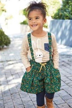 Green Culottes And T-Shirt Set (3mths-6yrs) from Next