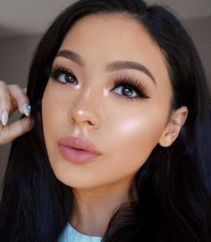 Top Tips, Tricks, And Techniques For Your Perfect makeup tips for teens - Make-Up Techniken Natural Summer Makeup, Natural Makeup Looks, Natural School Makeup, Perfect Makeup, Gorgeous Makeup, Amazing Makeup, Makeup Inspo, Makeup Inspiration, Makeup Ideas
