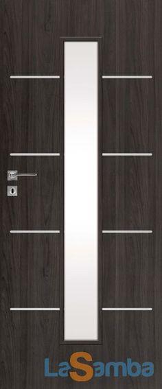 Interiérové dveře DRE GALERIA ALU 21 | LaSamba.cz Divider, Room, Furniture, Design, Home Decor, Bedroom, Decoration Home, Room Decor, Rum