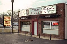 Frank and Helen's, since 1956
