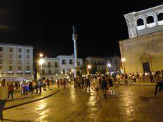 Lecce Puglia Italia (Luglio)