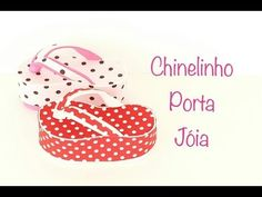 Lembranchinha para o dia das mães Porta Joia - YouTube