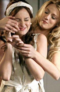 gossip girl serena and blair | gossip girl,serena,blair,amigas | Flickr – Compartilhamento de fotos ...