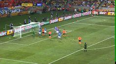 Brazil vs Netherlands Highlights World Cup 2010