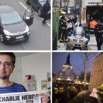 Che giornata è stata quella di ieri! Mi sono alzato col terrore dei kalashnikov negli occhi e nelle orecchie, ho seguito tutte le trasmissioni nazionali e non sulla strage alla redazione di Charlie Hebdo.   http://www.williamgalt.it/2015/01/diario-di-un-disoccupato-stagione-2-giorno-8-charlie-hebdo-e-terrorismo-internazionale/