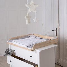 Bois naturel! Plan à langer pour commode IKEA Hemnes Puck... https://www.amazon.fr/dp/B00PLXNDTG/ref=cm_sw_r_pi_dp_ppzpxb1MXZW2E