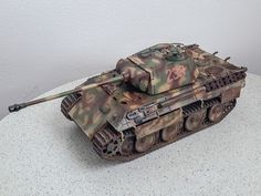 Panzer, Scale Models, Military Vehicles, Camouflage, Mini, Inspiration, Tanks, Dioramas, Kitchens
