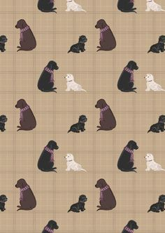 A walk in the Glen - dogs on natural check fabric Lewis & Irene patchwork sewing Designer Fabrics Online, Fabric Online, Christmas Fabric, Winter Christmas, Bed Images, Check Fabric, Gorgeous Fabrics, Hunting Dogs, Fabric Design