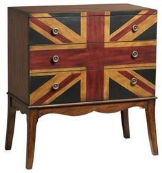 Patchwork Dresser - eclectic - dressers chests and bedroom armoires - West Elm