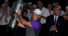New US PGA champion Rory McIlroy respects the achievements of Tiger Woods