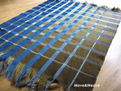 Weefdesign Move Weave Els Savenije Van Nieuwburg Crafty Fox Rag Rugs Foxrag Rugsweaving Techniquestapestry