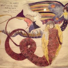 Henry Darger at Rico Maresca