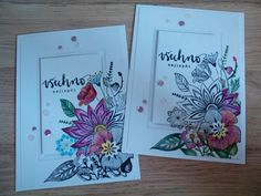 Flowers cards,cardmaking,scrapbooking,stamps flowers Cardmaking, Stamps, Scrapbooking, Craft, Paper, Floral, Pretty, Flowers, Books