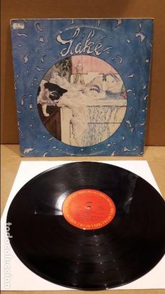LAKE. MISMO TÍTULO. LP / COLUMBIA - 1976 / MBC. ***/***