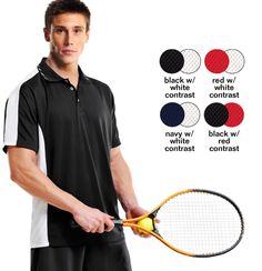 MENS POLO SHIRT S SMALL Tennis Venus Williams Sport Moisture Management NEW