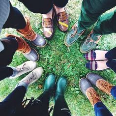 Bean Boot circle of friends via Instagram Amy_Stone