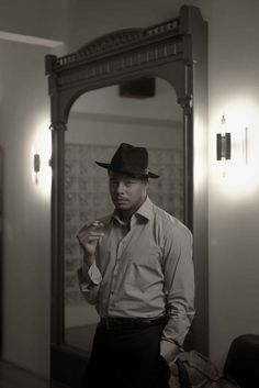 Terrance Howard- This guy!! He's gonna be one of the greats some day!! <3