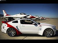 Fotos Nuevo Ford Mustang GT U.S. Air Force Thunderbirds Edition (2014) - Coches Ford