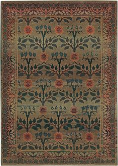 For centuries the beautiful colors used by the ancient Egyptian artists to decorate the temples, monuments and homes of the nobles have been admired but never duplicated. The artists used a vast array of colors using natural ingredients and techniques that were difficult to recreate even with today's technology...until now. The Kharma collection with it's aged tea stained effect and fine heat set yarns recreate that ancient look once again. Woven of 100% Olefin.