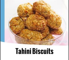 Tahini Biscuits from the 4 Blades Magazine