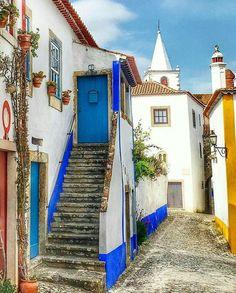 Obidos. Portugal