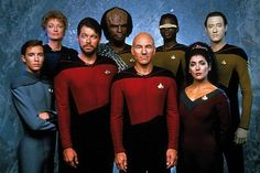 Star Trek; New Generation