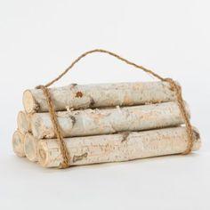 Terrain Birch Log Bundle #shopterrain
