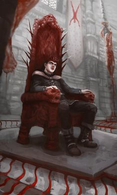 Red King - Ramsay Bolton by LynxSphinx
