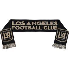 c43ab36b8 adidas LAFC Scarf Black Black Adidas