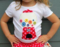 cute applique button idea