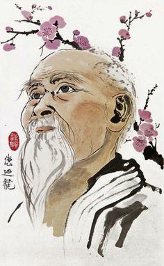 O SENSEI UESHIBA MORIHEI FOUNDER OF AIKIDO...........PRINT BY DIDIER DEGONON........