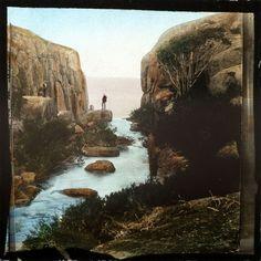 The Gorge, Mount Buffalo Victoria Australia. Color Filter, Victoria Australia, Local History, Color Photography, Vintage Posters, Buffalo, Amanda, Exotic, Places To Visit