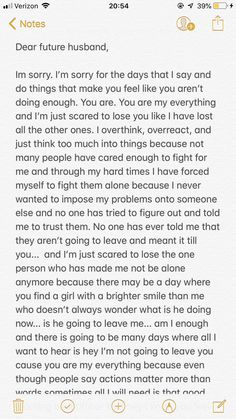 Dear future husband: diary entry: part 1 - Dear future husband: diary entry: part 1 - Best Friend Love Quotes, Fake Love Quotes, Real Quotes, Love Quotes For Him, Mood Quotes, Letter To My Boyfriend, Letter For Him, Boyfriend Quotes, Love Letter For Husband