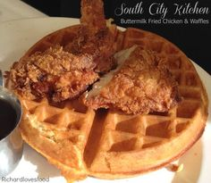 ATLANTA: South City Kitchen Midtown