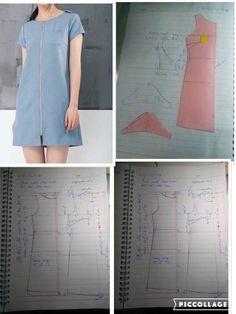Easy pattern dress