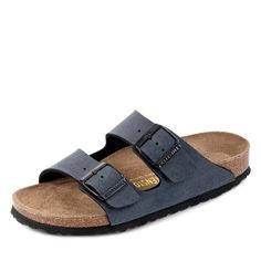 Birkenstock Arizona model. One of the most convenient and popular. Color Basalt size 36 N EU *** Awesome product. Click the image : Birkenstock sandals