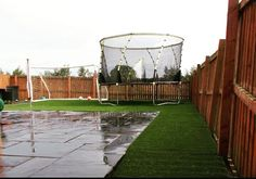 NO MUD, NO MESS, NO FUSS The artificial grass surface means kids can play outside whatever the weather without you having to be concerned about them getting muddy or ruining the lawn by creating bald patches. Kids clothes will also be spared the grass stains or dirty marks that are associated with playing on a natural grass surface, meaning clothes last longer and are cleaned much more easily. #TheTurfWarehouse #artificial #fakegrass #artificialgrass #astroturf #grass #syntheticgrass…
