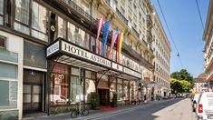 Austria Trend Hotel Astoria Wien - UK Hotels In - European Hotels Vienna Hotel, Vienna State Opera, Executive Room, Hotels, Shopping Street, Great Hotel, Vienna Austria, Wooden Flooring, Old Town