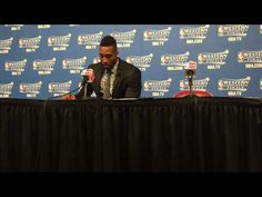 Dwight Howard Post Game 4 NBA Western Conference Finals Rockets vs Warriors