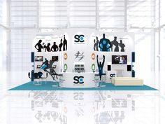 https://flic.kr/p/EcSP54 | Exhibition stand design | Exhibition stand design