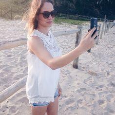 #selfiando um dia desses!  #selfie