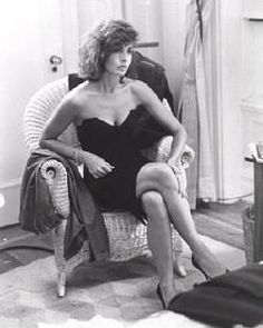 Anne Archer, actress.  She was the wife in Fatal Attraction.