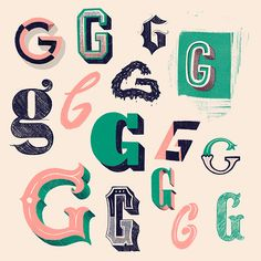 A hand lettering project I completed to create a different character in the alphabet a day for 36 days. Graffiti Lettering Fonts, Typography Love, Typography Poster Design, Types Of Lettering, Lettering Styles, Vintage Typography, Typography Letters, Typography Inspiration, Lettering Design