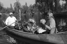 #xochimilco #trajineras #canal #cuemanco