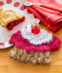Cherry Pie Scrubby -