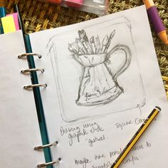 Sketchbook drawing sessions available . A lovely, relaxed approach to drawing.