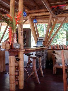 Guadua Bamboo House Costa Rica